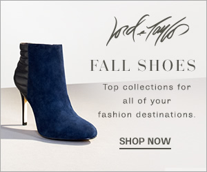 Fall Shoes: Top Collections at Lord & Taylor for all your fashion destinations + FREE SHIPPING when