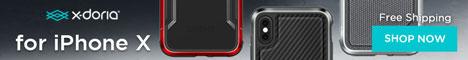X-Doria iPhone X Cases