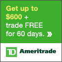 Open Your Stock Trading Account With TD Ameritrade!