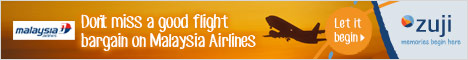 Malaysia Airlines Cheap Airfares