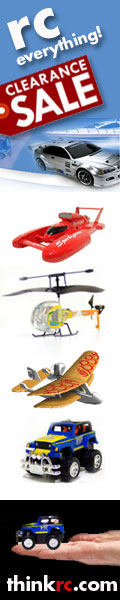 ThinkRC radio controlled toys