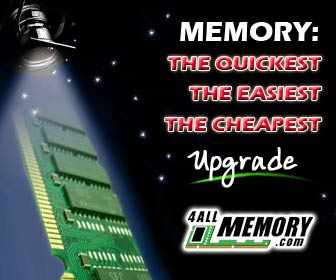 Memory: The Cheapest, Quickest, Easiest Upgrade