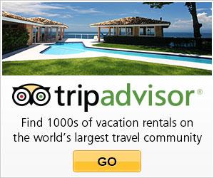 Vacation Rentals - Ocean - 300x250