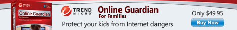 Trend Micro Online Guardian for Famillies