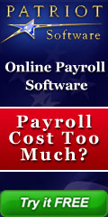 Easy online payroll -