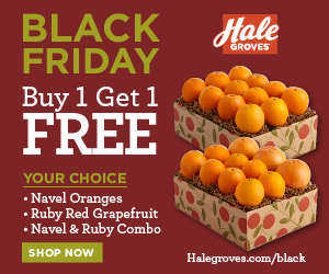 Black Friday Sale on Our World-Renowned Premium Citrus