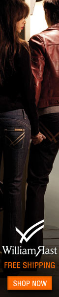 Free Shipping on William Rast Denim