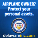 Airplane owner? Protect your personal assets.