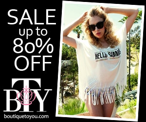 BTY - Celebrity Style on SALE