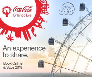Visit Coca-Cola Orlando Eye