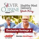 125x125 Silver Cuisine with AARP Members