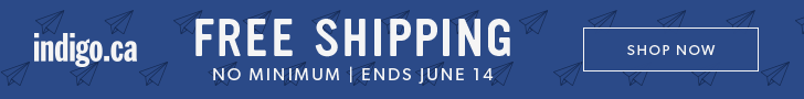 Free Shipping, No Minimum (ends June 14)