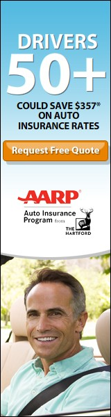 Drivers 50+ Could Save $364* on Auto Insurance