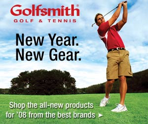 New Year, New Gear from Golfsmith