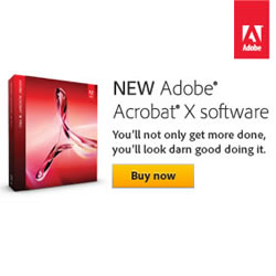 Free Adobe Acrobat Video Tutorials