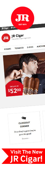 Visit the new jr cigar website