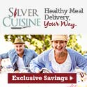 125x125A Silver Cuisine with AARP Members