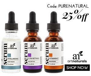 artnaturals Anti-Aging Serum Set