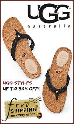 New Spring Sandals by UGG Australia. Free Shipping