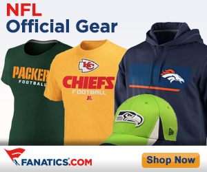 Shop for officially licensed NFL Gear at Fanatics!