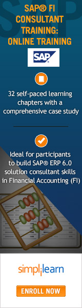 SAP FI Certification Training