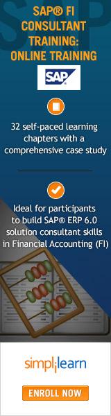 SAP FI Certification Training