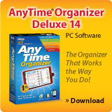 persomal organizer software