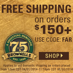 Get Free Shipping at Brownells