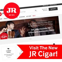 JR Cigars Coupon