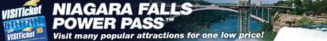 The Niagara Falls Power Pass from VISITicket.com