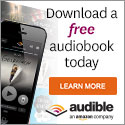 Risk Free 1-Month Trial of Audible.com Gold Membership, Includes Free Audiobook