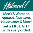 Haband Apparel & Footwear - Get a Free Gift