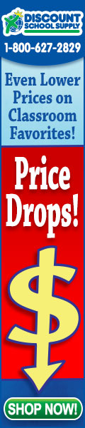 Price Drops At Discount School Supply! We've Dropped Prices On An Assortment Of Arts & Crafts Favori