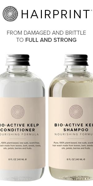 Hairprint Bio-Active Kit for Healthy Hair