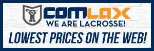 Visit ComLax.com to save on Lax Gear