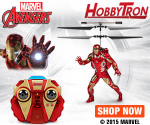 Marvel Avenger RC Helicopters