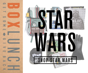 Shop Star Wars Merch at BoxLunch