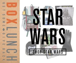 Shop Star Wars Merch at BoxLunch
