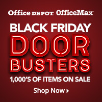 Black Friday Doorbusters: Thousands of Items on Sale