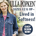 Shop for Plus Size Denim at Ulla Popken