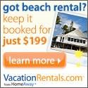 VacationRentals - Vacation Homes, Beach Houses, Cabins & Condos