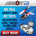 Shop AirosoftRC to find RC gifts for kids!