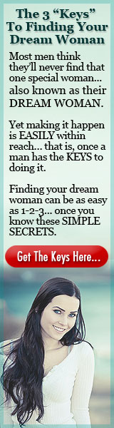3 Keys To Finding Your Dream Woman