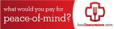 Food Insurance -Peace-of-mind