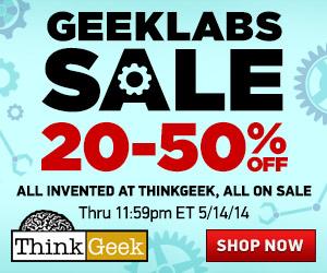 Geek Labs Sale 20%-50% Off