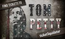 Tom Petty tickets