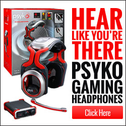 Psyko PC Gaming Headphones