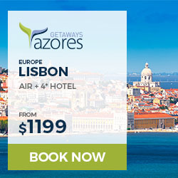 5 Stars Azores from $899