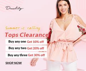 Dresslily Swimwear Clearance