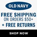 Old Navy Discount Code